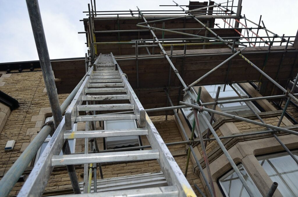 Plymouth Scaffolding
